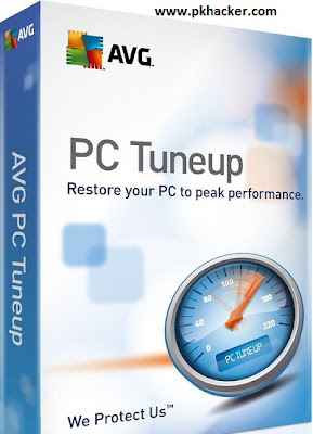 AVG PC Tuneup 2014 v14 With Serial Key Free Download
