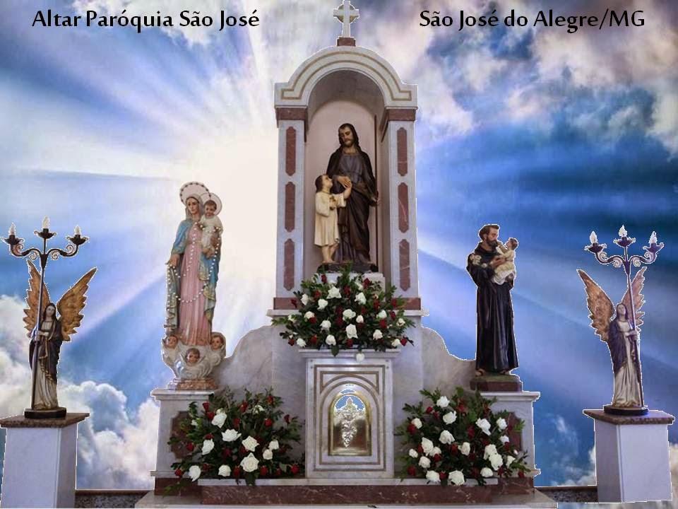 Altar da Matriz de São José