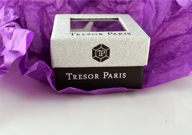 Tresor Paris - Rose Gold - ring - crystal - review