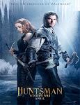Pelicula El cazador y la reina del hielo (2016)