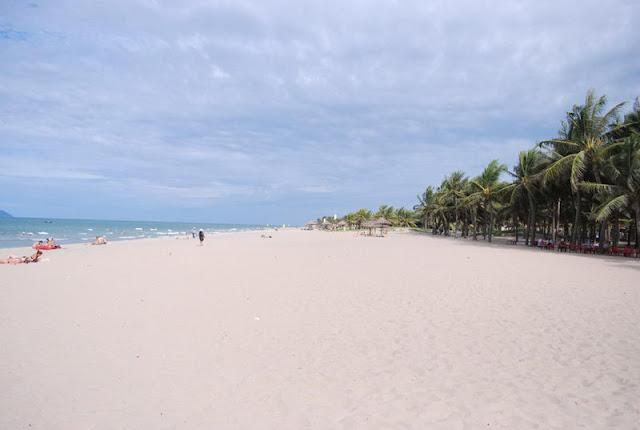 Cua Dai Beach, Hoian