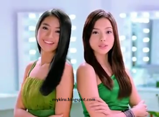 Kathryn Bernardo Julia Montes Rejoice TV Commercial