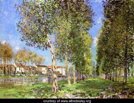 Mundo Pictórico: Alfred Sisley