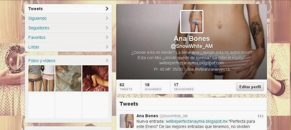 Twitter: SnowWhite ♥