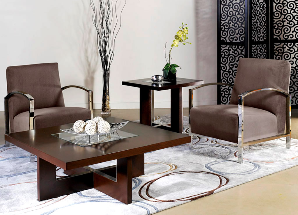 Whitewings Interiors Wooden Living Room Table