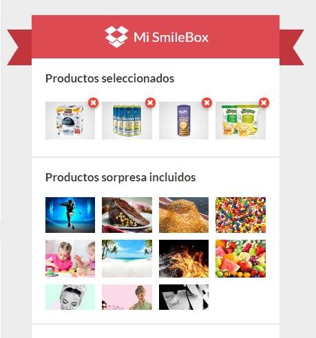 SmileBox Septiembre 2015: mi selección