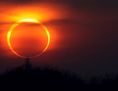 annular eclipse may 2012