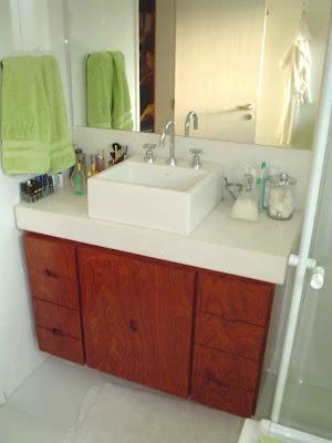 Gabinete para banheiro 3