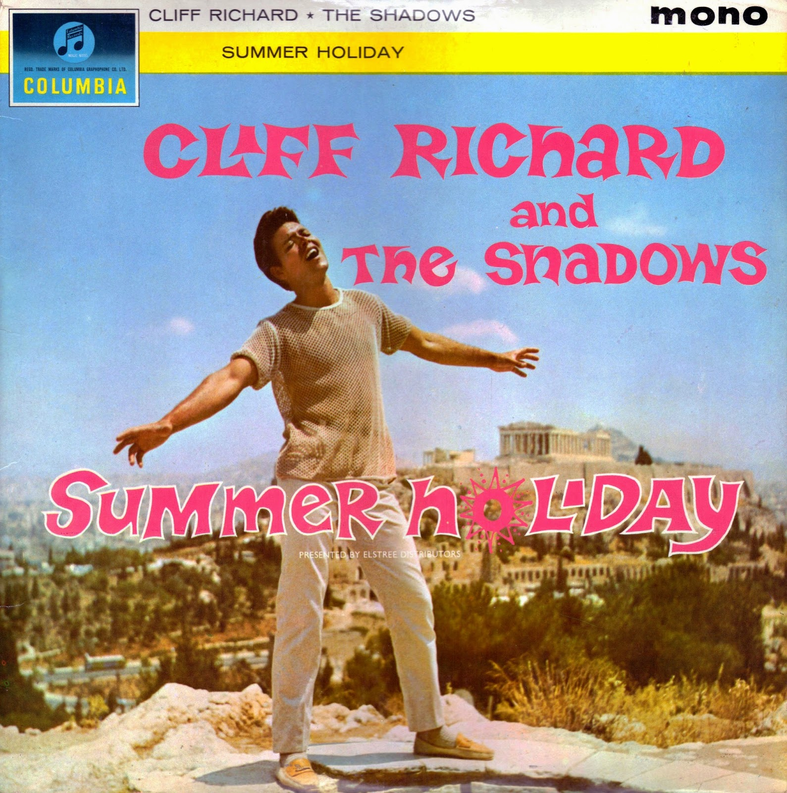 Vinyl Shipwreck Cliff Richard Amp The Shadows Summer