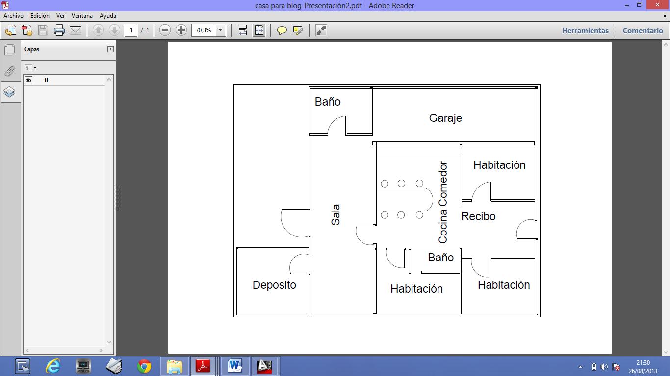 Disear una casa como disenar una casa materiales para - Como disenar planos de casas ...