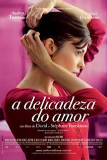 """Pôster nacional do filme """"A Delicadeza do Amor"""""""