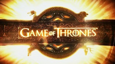 Portada de la serie Juego de Tronos (Game of Thrones)
