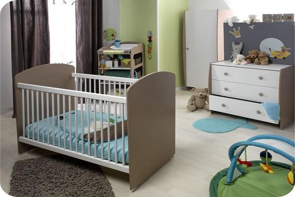 Décoration chambre bébé design