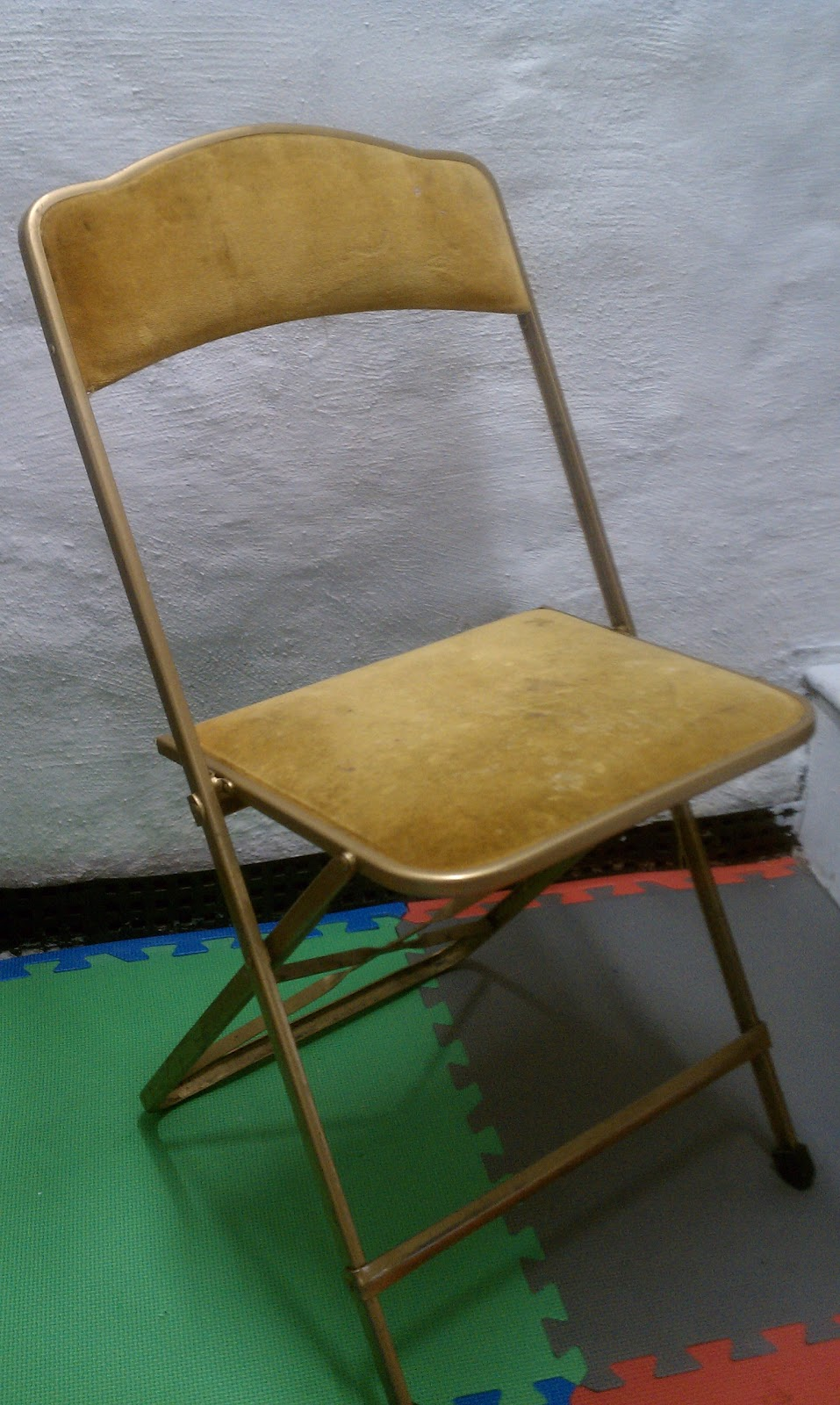The Best Folding Chair In The Western World: A. Fritz U0026 Company