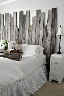 See Our Bedroom Makeover Here: