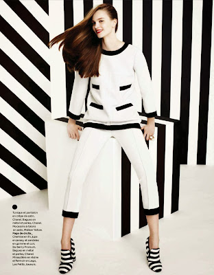 Nele Kenzler HQ Pictures Be France Magazine Photoshoot March 2014