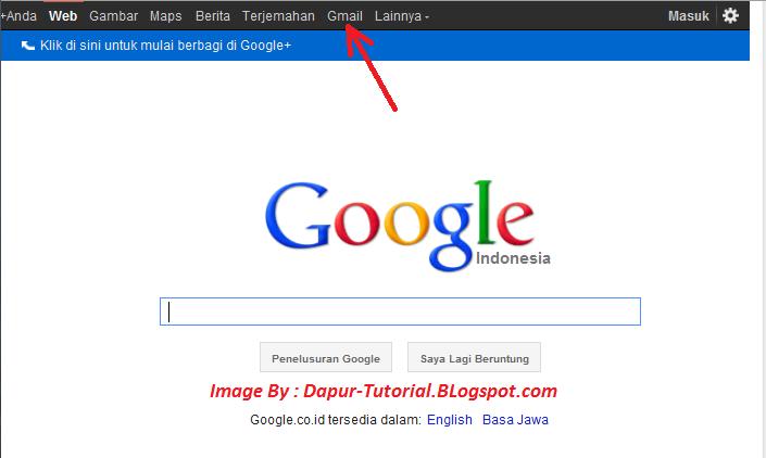 Cara Membuat Akun Email Google Dengan Cepat Dan Mudah