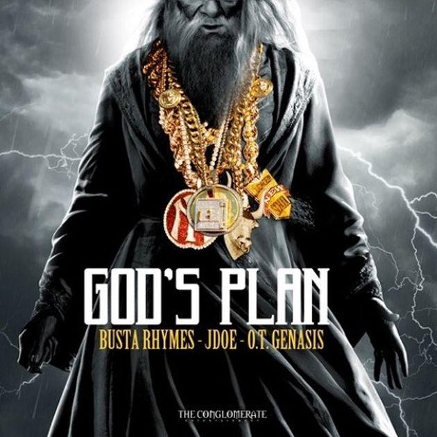 Busta Rhymes, J-Doe & O.T. Genasis - God's Plan