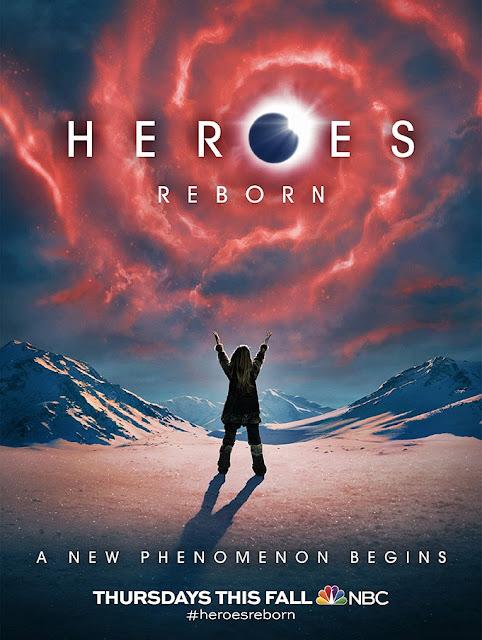 Heroes Reborn (2015-) ταινιες online seires xrysoi greek subs