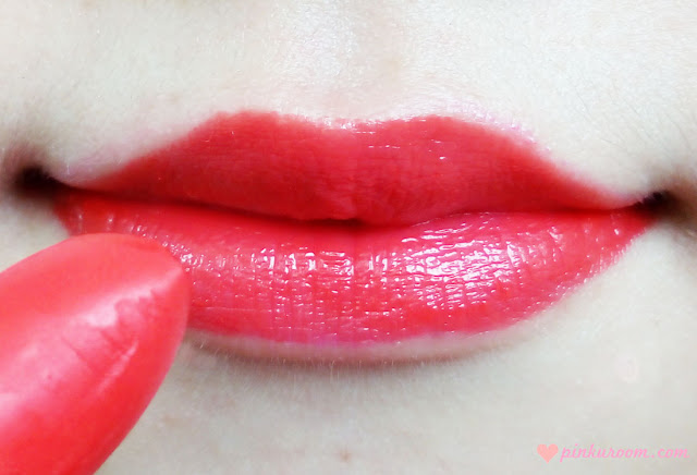 Maybelline New York Rebel Bouquet Lipstick by Colorsensational Review shade REB01, REB05 & REB10-pinkuroom