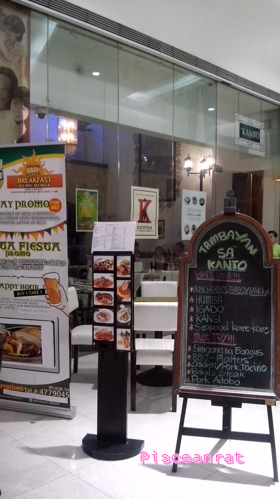 tambayan sa kanto authentic regional cuisine