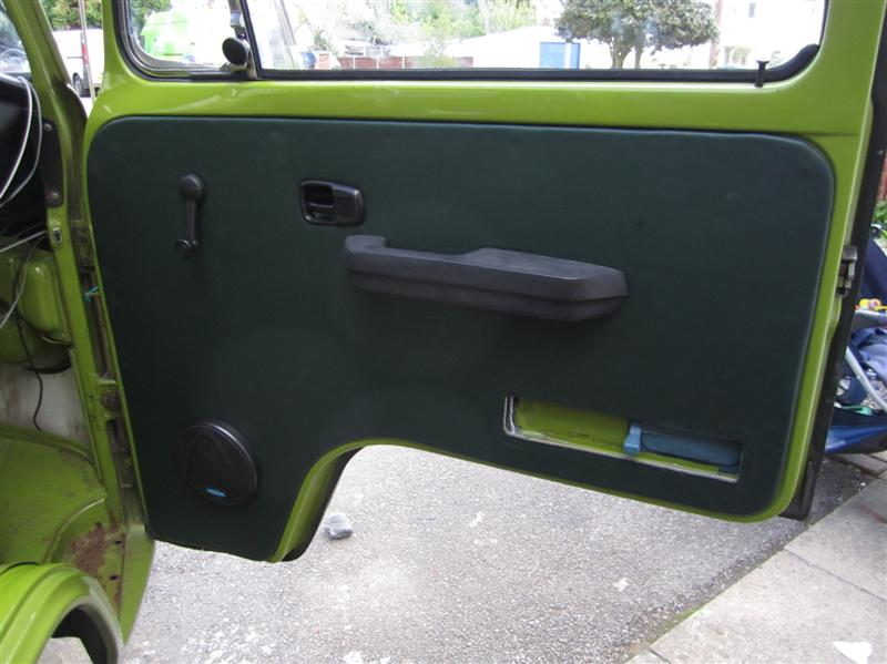 (everything back in place bar one vent cover in this pic!) & GG\u0027s Pea Soup - Our VW Campervan: May 2012