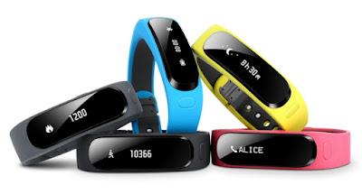 Wearable Talkband 1