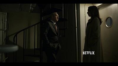 House of Cards (TV-Show / Series) - Season 3 Teaser Trailer 2 - Screenshot
