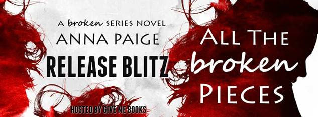 All The Broken Pieces Giveaway