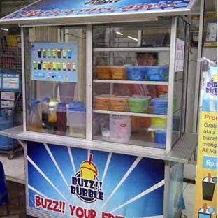 Franchise Bubble Drink Murah