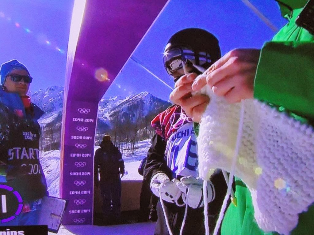 Knitting Olympics Coach : Wendy s quilts knitting at the winter olympics