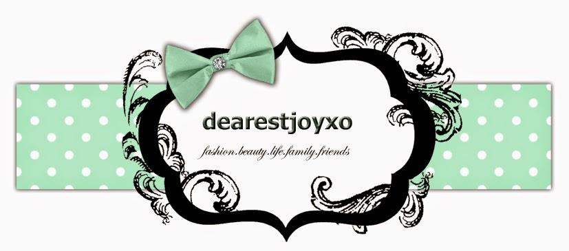 dearestjoyxo