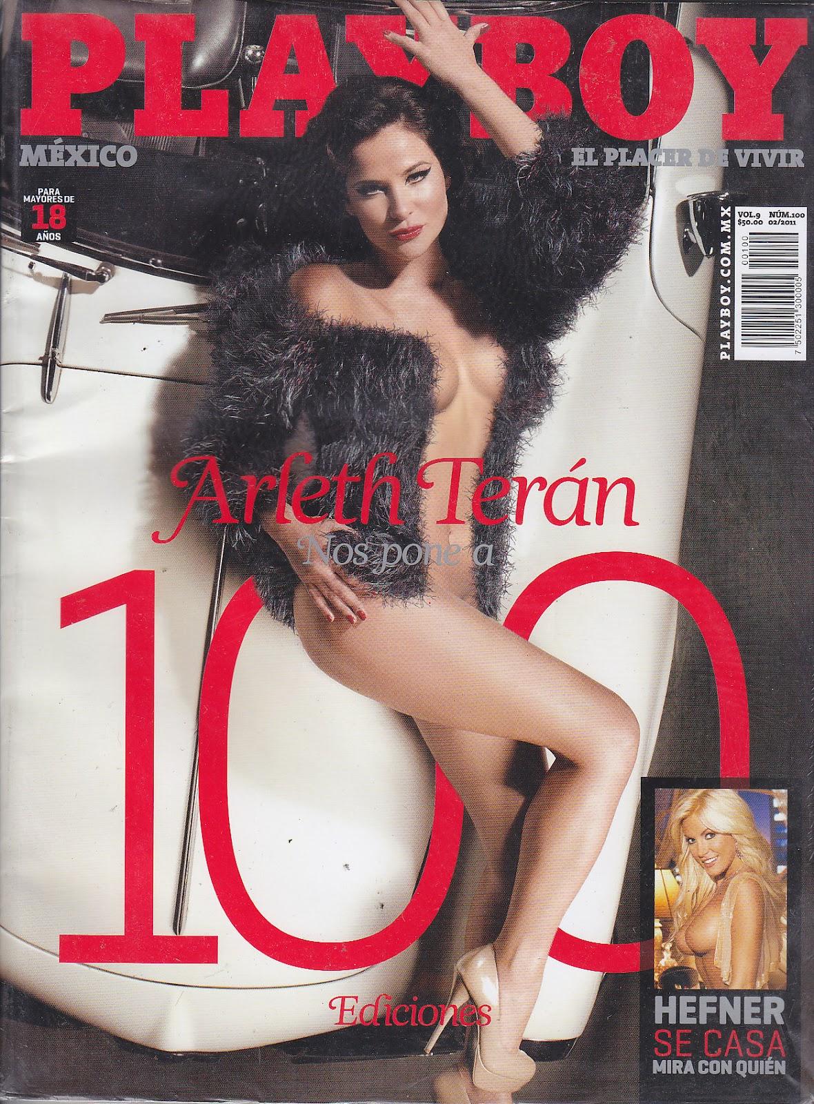 Revistas para caballeros mexicanas: Playboy México Febrero 2011 ...