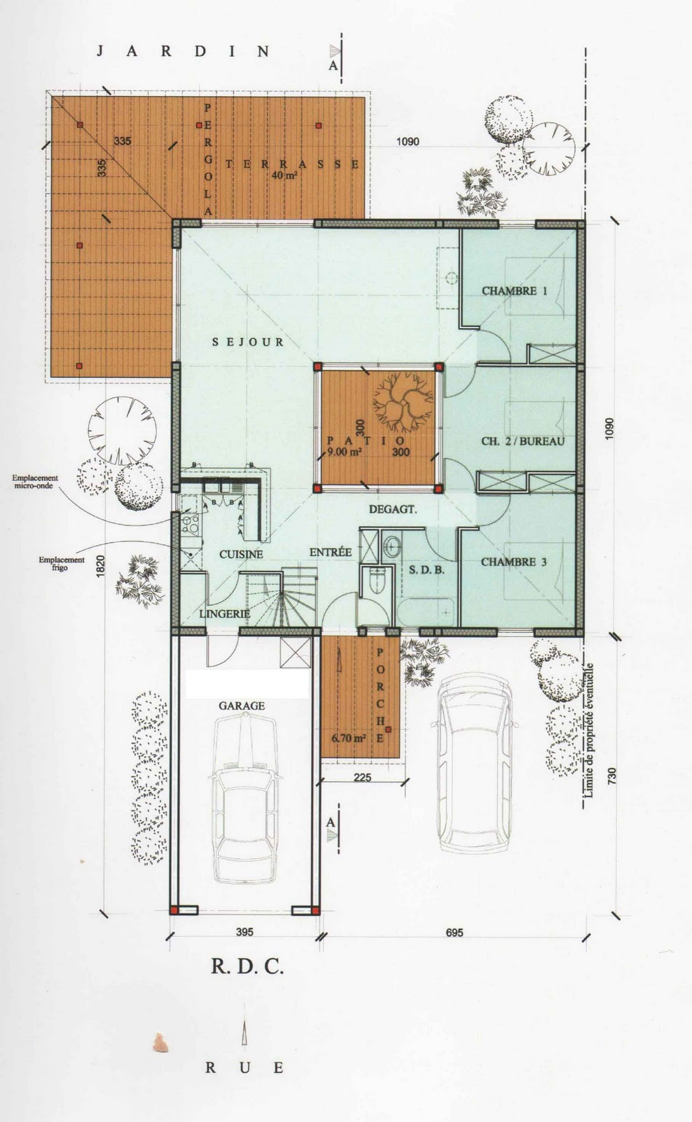 lotissement en cours de commercialisation. Black Bedroom Furniture Sets. Home Design Ideas