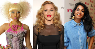 News // Nicki Minaj & M.I.A Sur Le Prochain Single De Madonna
