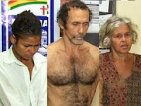 Trio é preso acusado de matar, comer e vender carne humana em Pernambuco