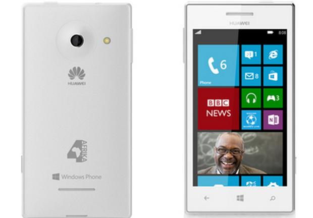 Huawei deja Windows Phone y se queda con Android