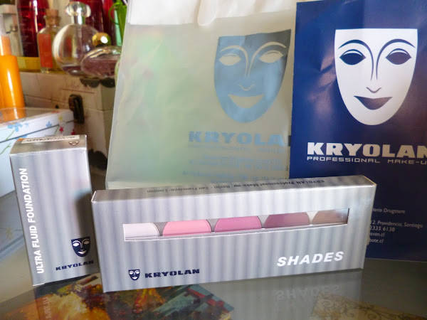 Compras en Kryolan