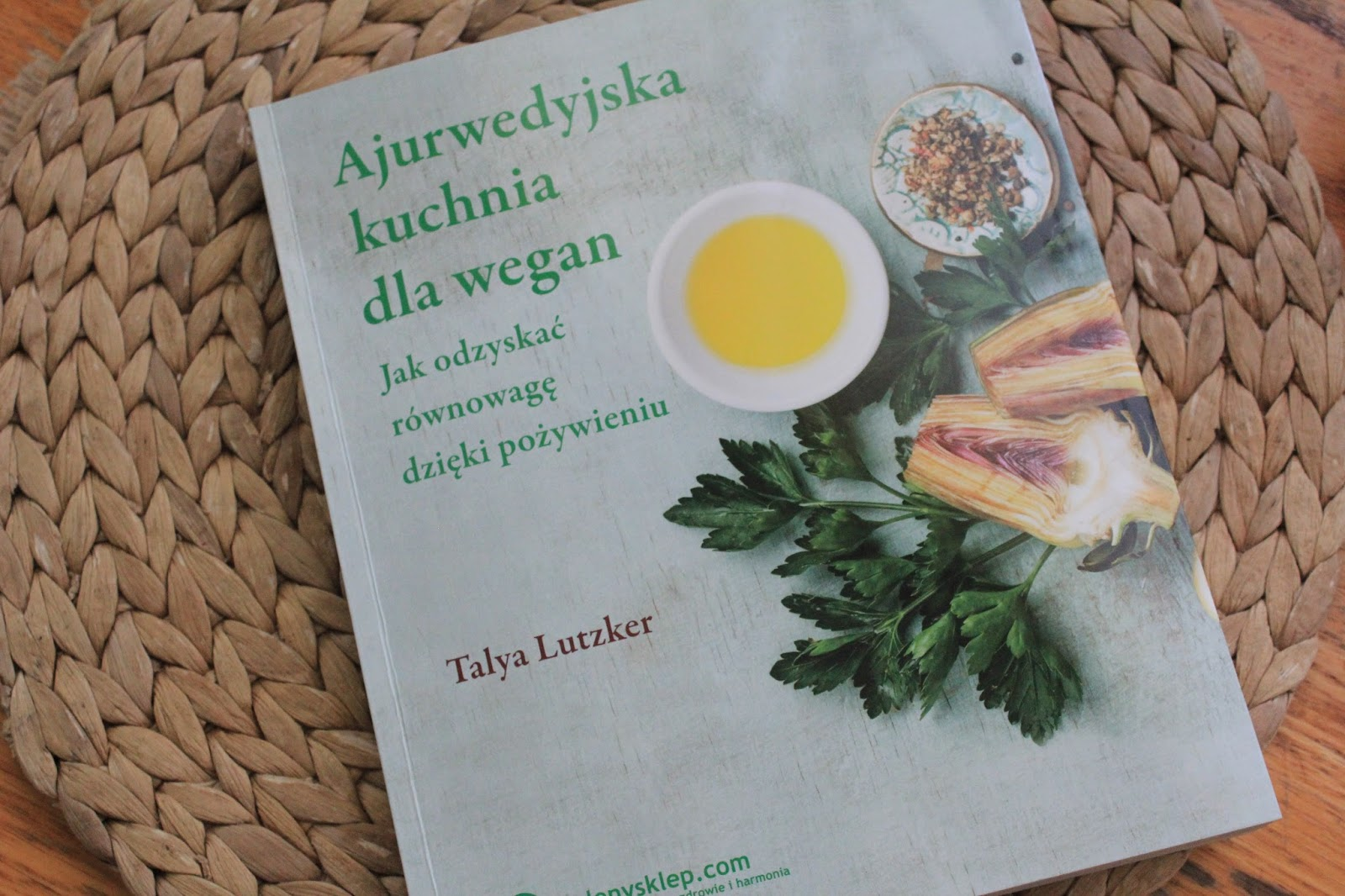 Ajurwedyjska Książka Dla Wegan Ekocentryczka