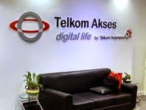 Lowongan Kerja Telkom Akses