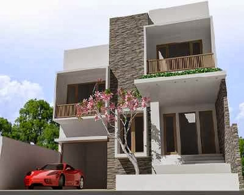 rumah minimalis ukuran 8x12 kumpulan desain rumah