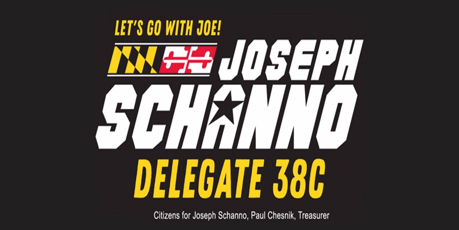 Joseph Schanno For State Delegate 38C