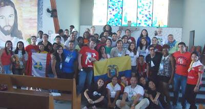 Juventude Missionária participa da Semana Missionária em São Gonçalo (RJ)