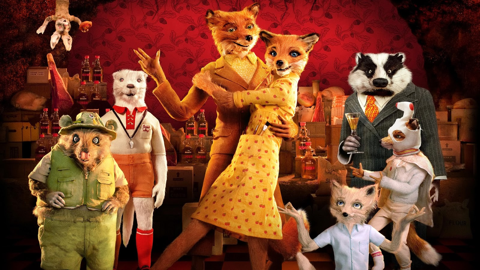 Fantastic Mr. Fox S4 s Fantastic Mr. Fox