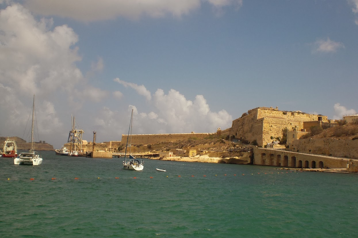 Fortaleza Ricasoli, Kalkara, Malta