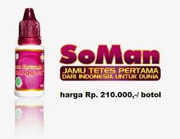 Soman Harga Rp. 210.000 / Botol