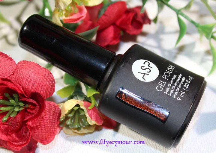 Fun Fierce Fabulous Beauty Over 50!: Nails ~ ASP Brown Sugar Gel ...