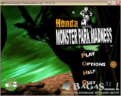 Honda : MPM ( Monster Park Madness ) 2