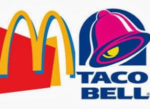 McDonald's vs Taco Bell