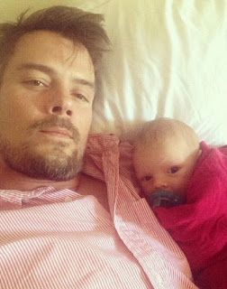 Axl, Josh Duhamel and Fergie's Baby